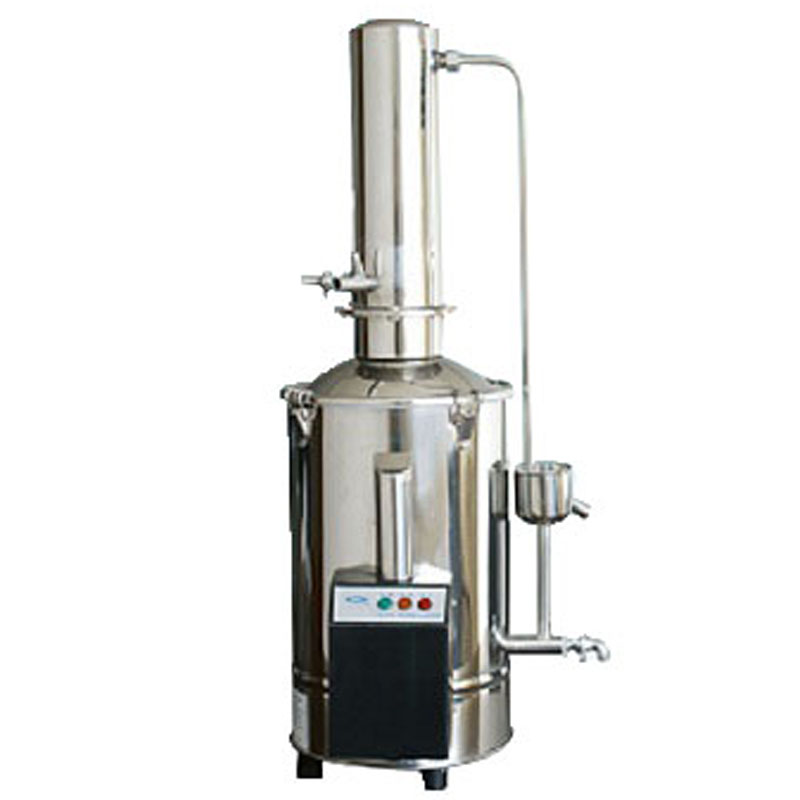 Low prices laboratory stainless steel water distiller