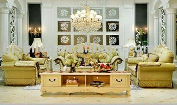Luxury French Country Style Living Room Furniture B49082 - Buy ...