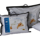 pillow bag PVC pillow packaging with zipper and printing