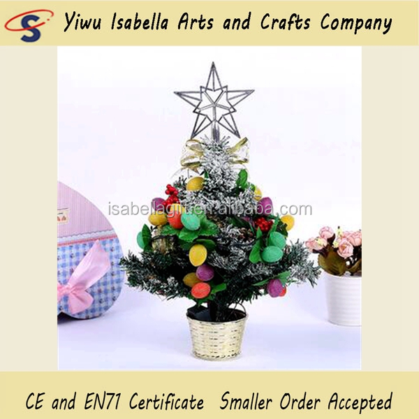 New Products 2016 Christmas Tree Decorations Mini Christmas Tree For Party Decoration