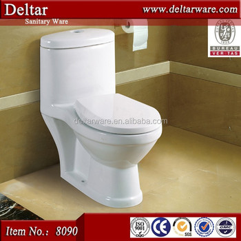 P/s Trap Wc Kids Toilet Children Size Toilet Small Toilet Bowl White ...