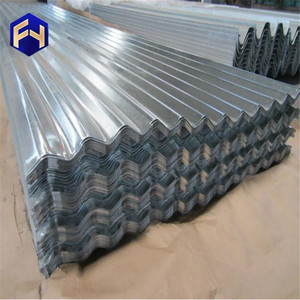 18 gauge steel galvalume metal corrugated galvanized roofing sheet with low price