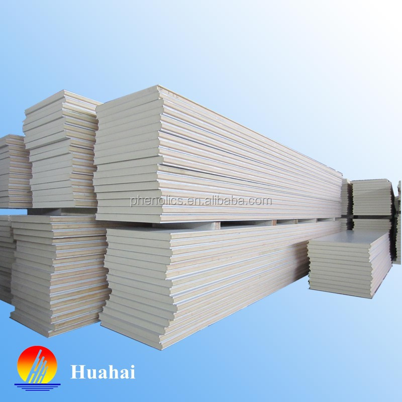 Manufactured home price insulated roof pu polyurethane used sandwich panel