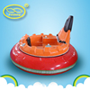 Interesting amusement park equipment remote control dodgems car in fwulong company