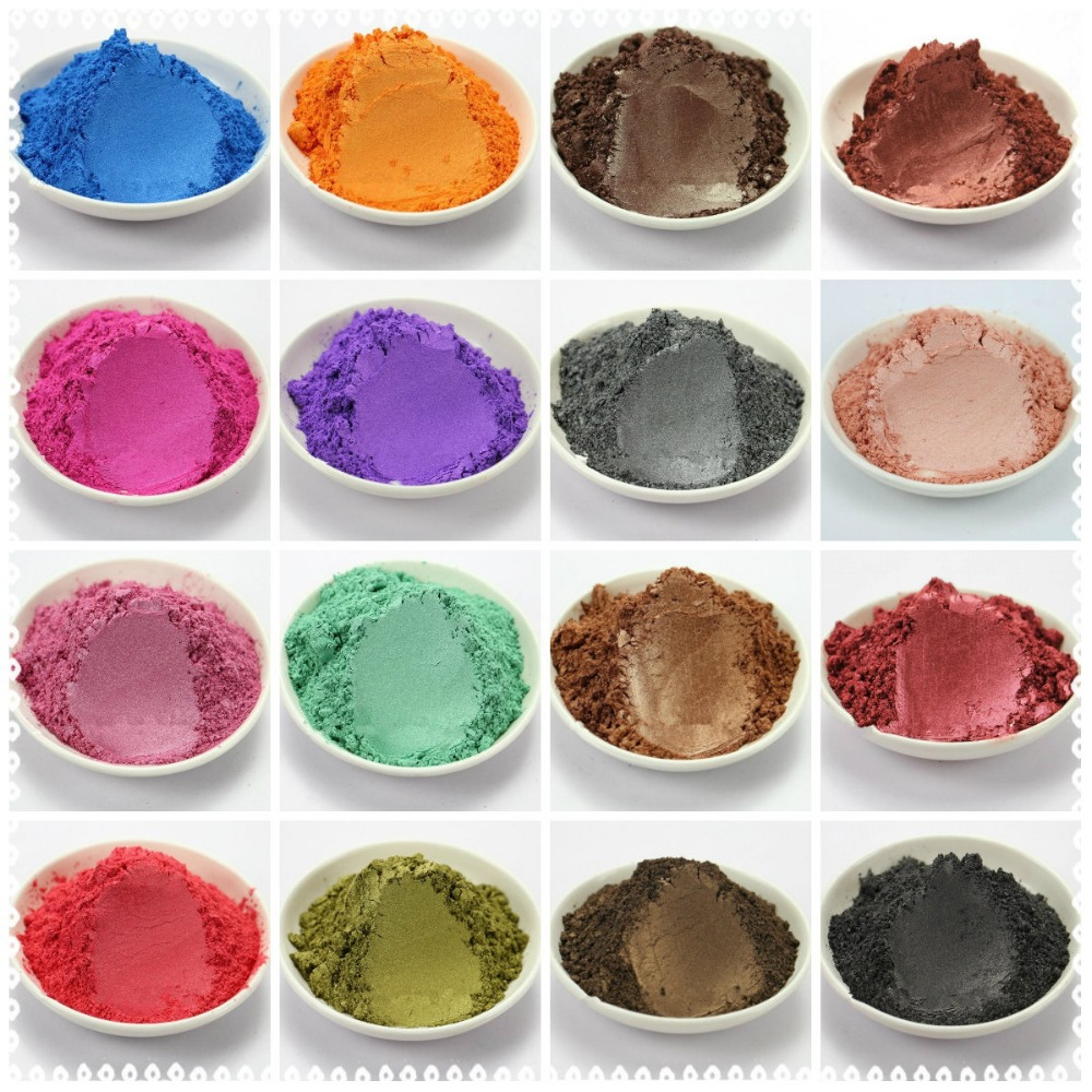 Is Mica Natural Colorants