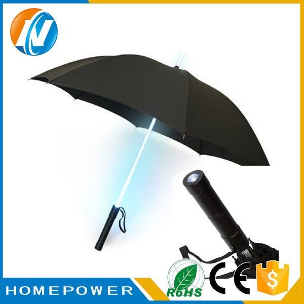 New product different color custom fashion led light umbrella