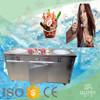 china supplier beauty frozen fruit ice cream maker /ice cream carts/ factory supply fried ice cream machine