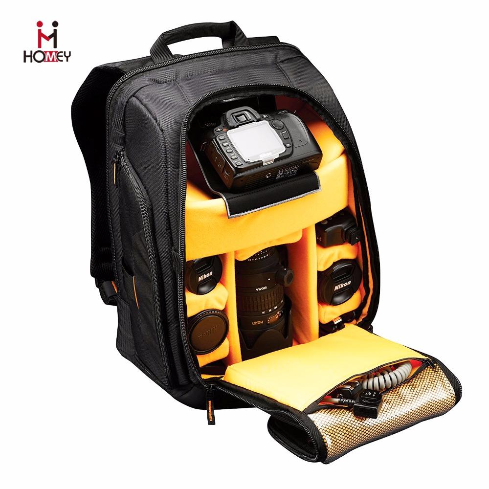 Stylish Dsir Camera Bag For Laptop