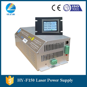 0-5/PWM signal 150W Smart CO2 laser power supply for 1800mm laser tube