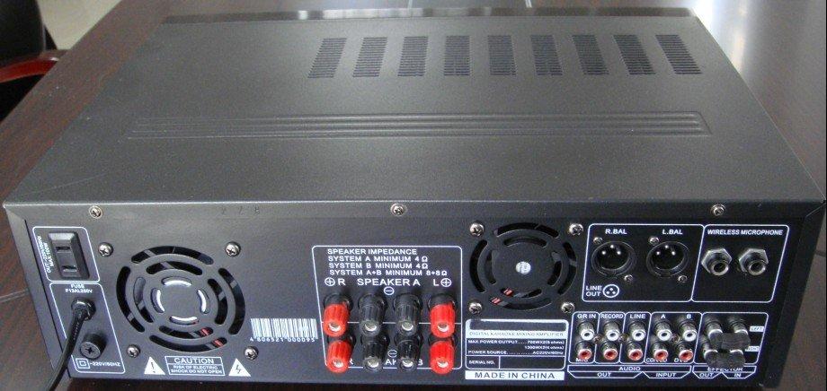 Karaoke Amplifier Player Av-735