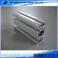 Aluminium and building materials ,6082 aluminum extrusion profile