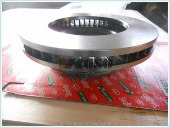 For Toyota Coaster Dyna Auto Brake Disc Brake Rotor 43512-37090 - Buy Brake  Disc Coaster,Brake Rotor Coaster,Brake Disc Product on Alibaba com