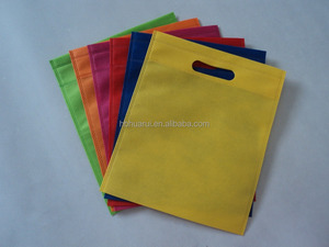 Environmental Nonwoven Promotional eco-friendly nonwoven tote bags non woven shopping bag for sales in USA