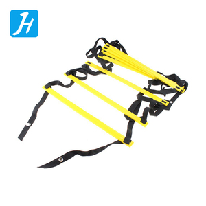 Durable Soccer Adjustable Training Speed Agility Ladder