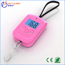 Mini Cute Digital Hanging Scale ABS Environment Protect Material
