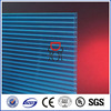 clear polycarbonate sheet hollow PC sheet with thickness 4mm