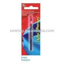 D&D sewing tool cosmetic tweezers NO61005