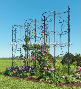 Superbe Decorative Garden Vertical Plant Wire Trellis