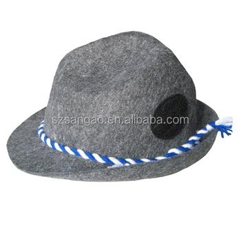 7f94c887860 Wholesale Cheap German Beer Wool Felt Hats - Buy Wool Felt Hat ...