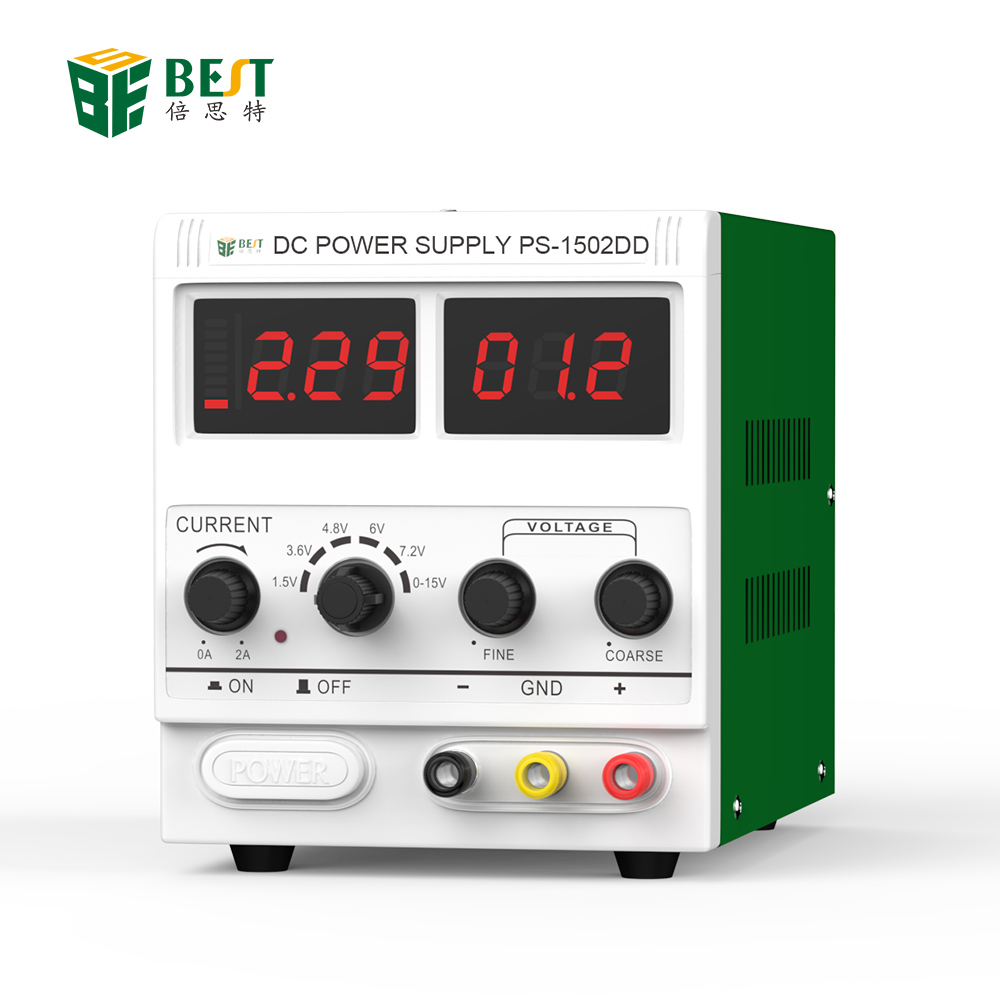 BEST-1502DD 12V DC Battery Backup Mobile Phone Repairing AC DC Regulated Power <strong>Supply</strong>