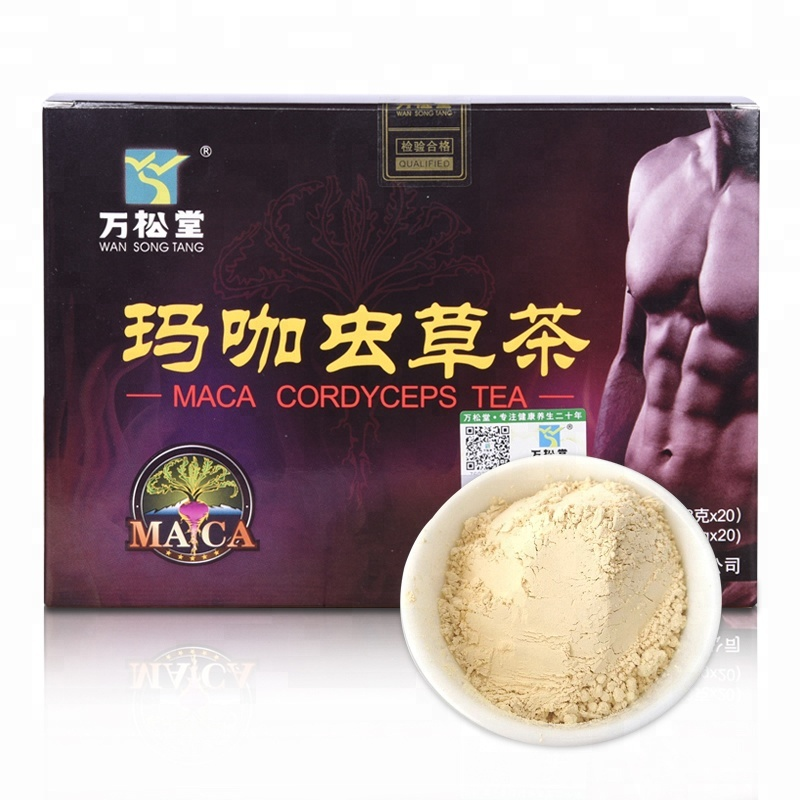 Chinese Famous Brands Powerful High Quality Energy Tonic Herbal Sex Enhancer Tea Bags Health Drink