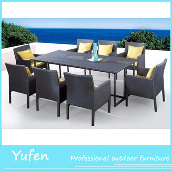 Masters Outdoor Furniture Dinning Table Set