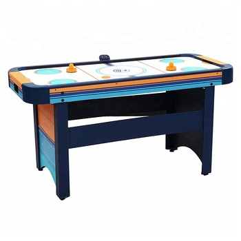 New design beautiful durable indoor tabletop air hockey for sale