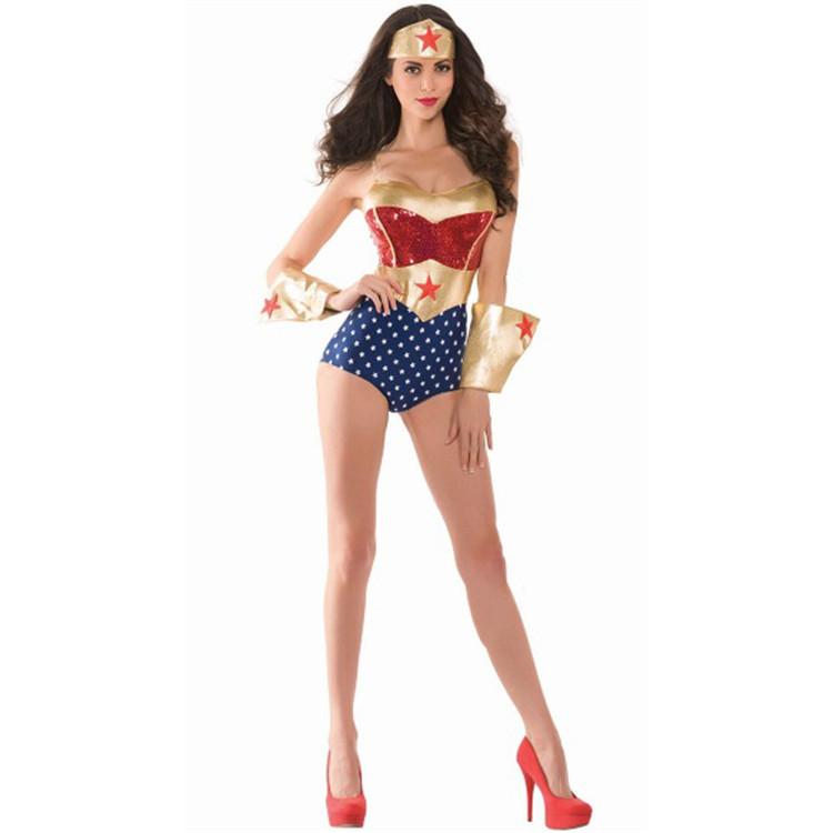PoeticExst Halloween Costume Women Sexy Ladies Underwear
