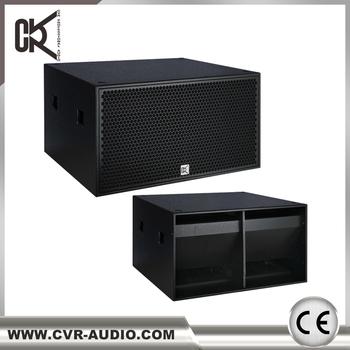 Subwoofer 18 Inch \amplifier Module \ dj Bass Speakers \empty ...