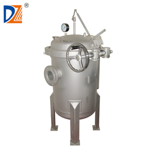 Multi Bag Filters Industry Coarse Water Filter Swimming Pool Filter Housing