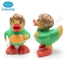 Kid Safe Rubber Floating Duck Toy