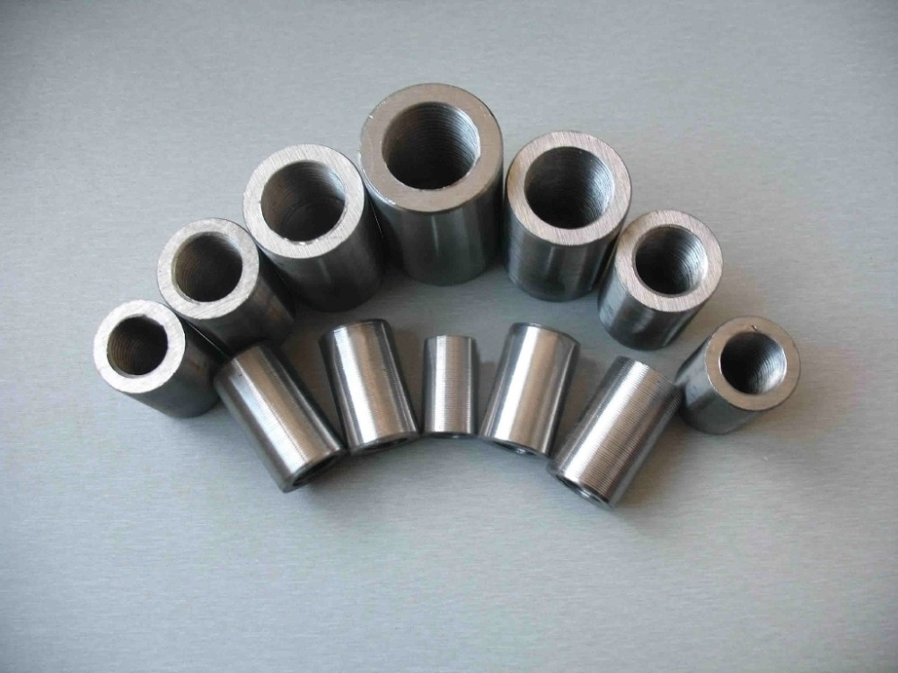 Scaffolding stainless Steel rebar coupler for construction building