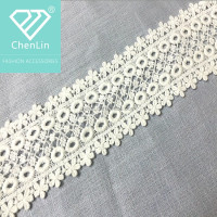cotton crochet decorative lace trim high quality Lace trim