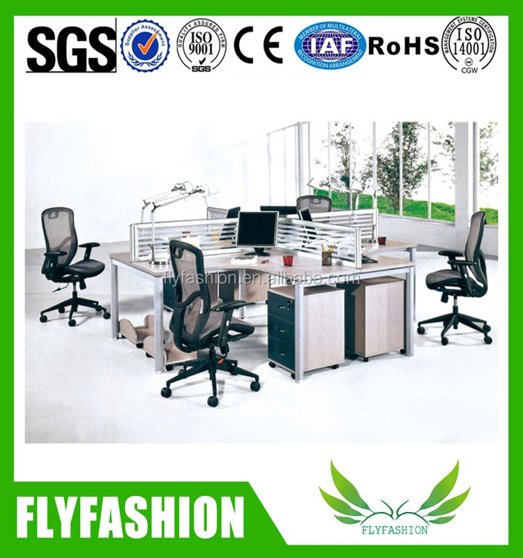 china manufacturer best price office furniture double sided office