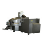 High Speed Vacuum Meat Bowl Cutter Machine for Sale