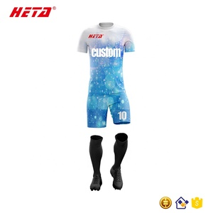 2019 fashion outdoor casual sports clothing soccer jersey mens custom jersey OEM service football jersey