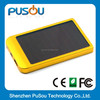 Solar power bank for iphone samsuang ipad laptop tablet solar mobile charger charging for mobile phone