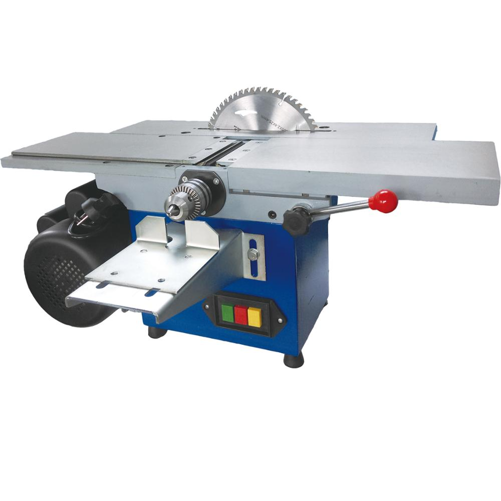 8' 10' new wood planer and thicknesser 300mm with mortise and tenon machine for woodworking