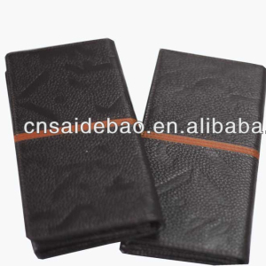 fashional leather wallet for men