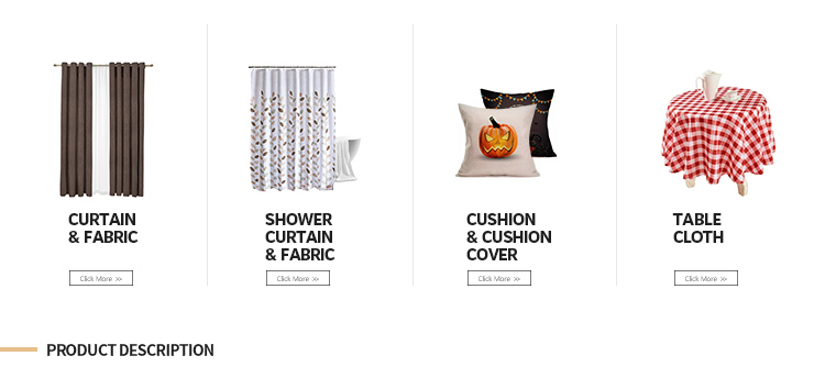 Tank  Print Fabric Shower Curtain Set,Digital Printed Shower Curtain\