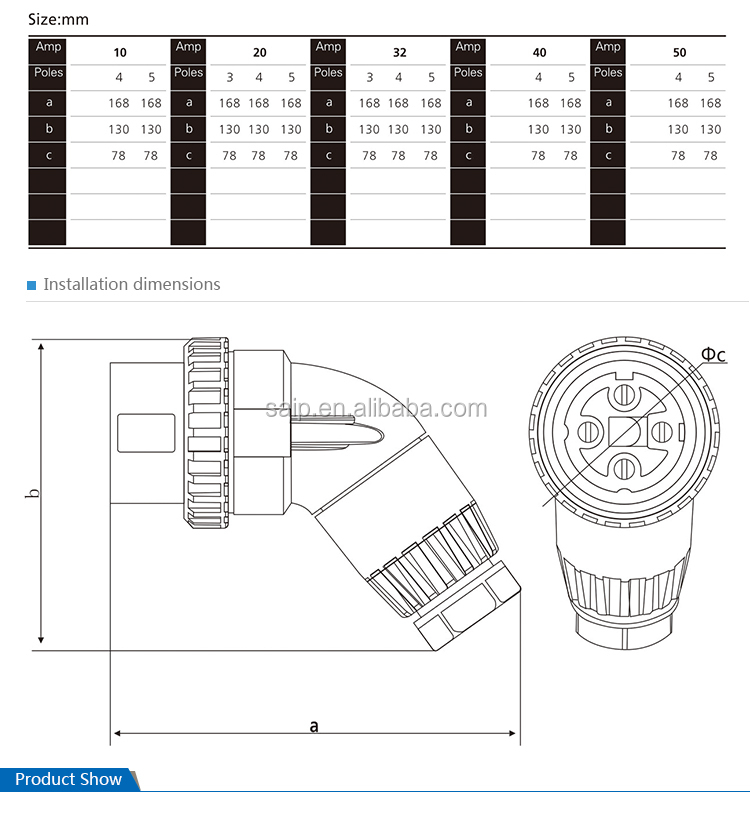HTB1BAc6FVXXXXXPXFXXq6xXFXXXm hot sale australia 3 phase industrial power 4 pins plug 32a 500v 5 pin 3 phase plug wiring diagram at edmiracle.co