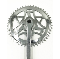 Hot sale CP color bicycle chainwheel and crank 36T 165MM. City Bike Lady Bike sprocket