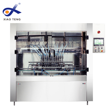 High output continuous big volume used aseptic carton filling machine
