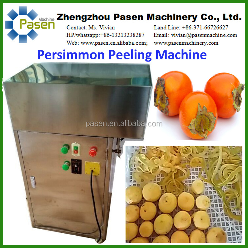 Persimmon Processing Machine to Peel Persimmon Skin for Making Dried Persimmon
