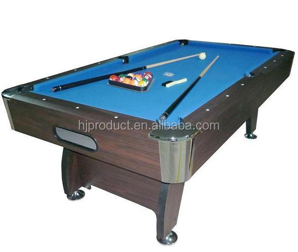 Family Leisure Game Whole Sales Pool Table Billiard Table