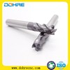 high hardness cutter square high helix carbide end mill