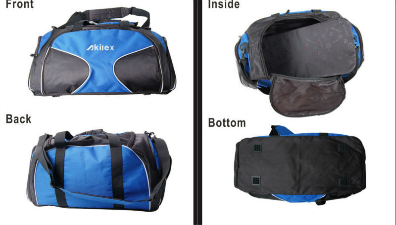 2014 new hot design travel bags sporting wear high quality factory price