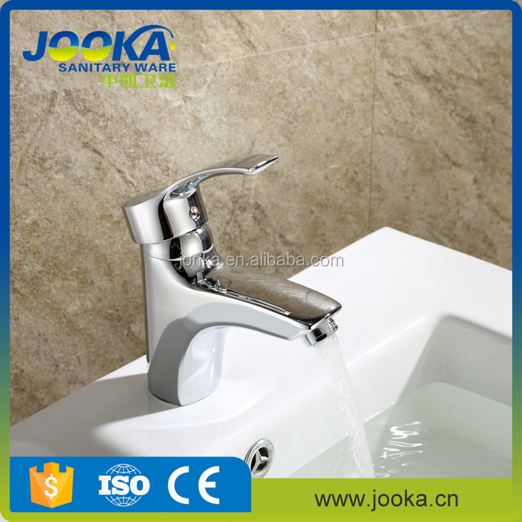 Sanitary ware single hole bathroom taps wash basin faucet mixer