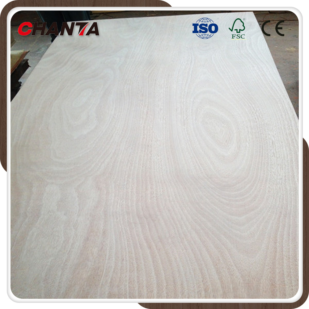FSC High Quality Okoume plywood for furniture
