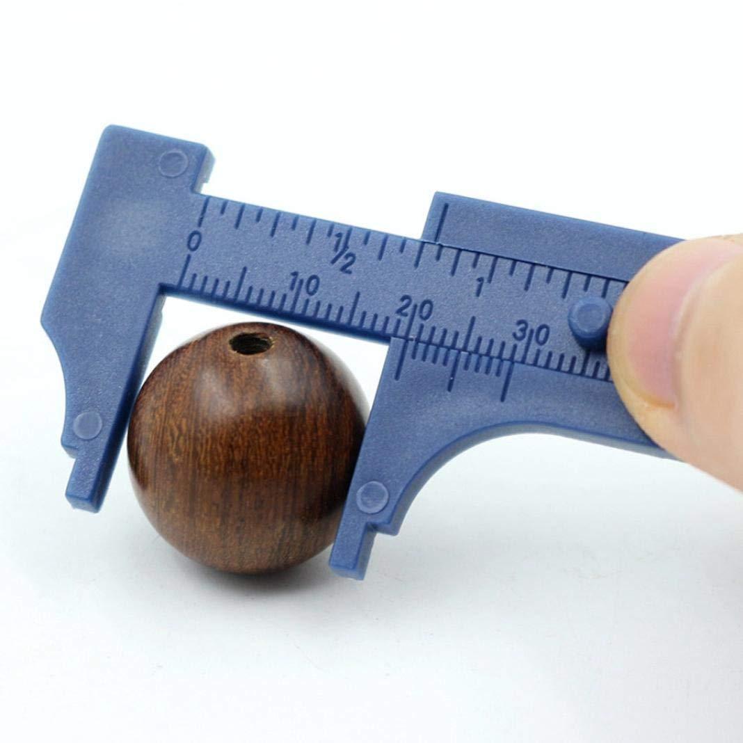 100PCS//LOT 150mm Cheap plastic Vernier Caliper Slide Caliper
